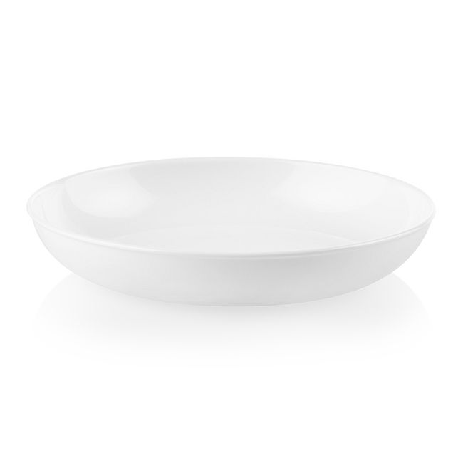 Winter Frost White 30-ounce Versa Meal Bowl
